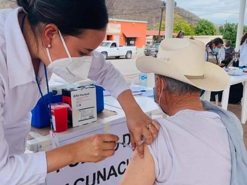 Aplican 100% de vacunas en 57 comunidades sonorensess