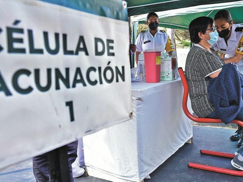 Aplican más de 3 millones de dosis anticovid en Oaxaca