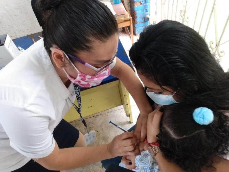 Aplicarán 113 mil vacunas contra influenza en el istmo: JS-02