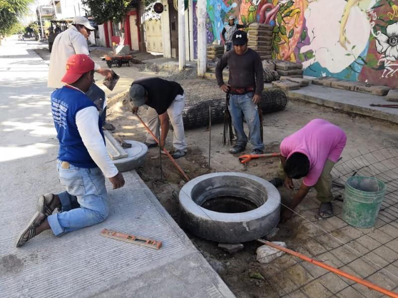 Aplicarán 1200 mdp para el drenaje colapsado en Juchitán