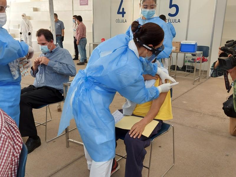 Aplicarán 6 mil vacunas Covid-19 en Iteso