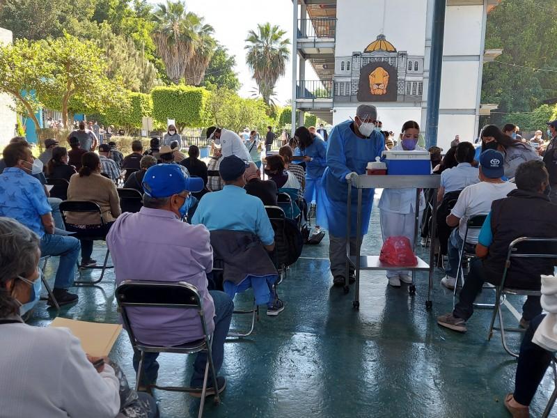 Aplicarán el martes segunda dosis en San Pedro Tlaquepaque