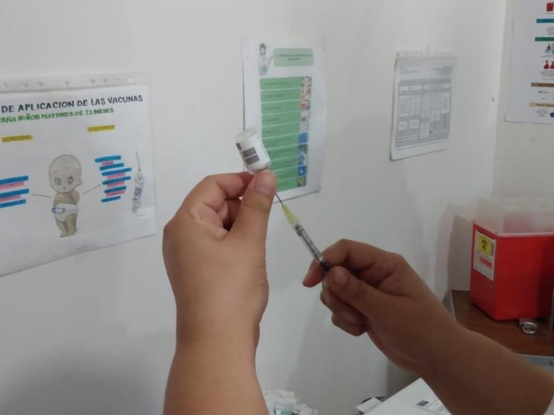 Aplicarán más de 6 mil vacunas
