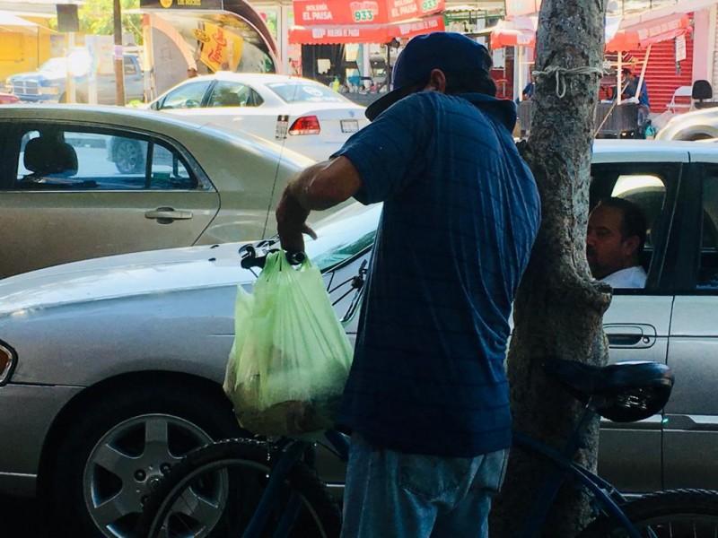Aplicarán sanciones por uso de bolsas de plástico