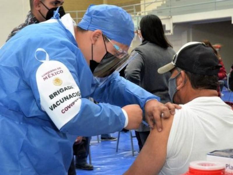 Aplicarán vacuna en Xalisco a población de 50 años