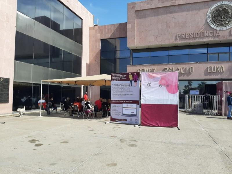 Aplicarán vacunas contra el Covid en Gómez Palacio