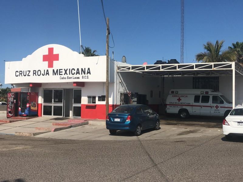 Aportaciones a Cruz Roja disminuyeron en un 50%