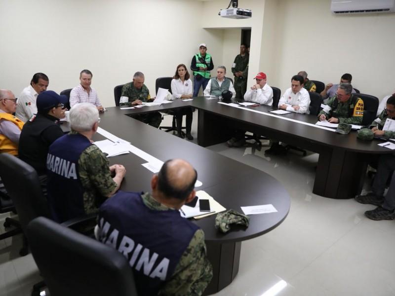 Apoya Gobierno mexicano a damnificados sinaloenses