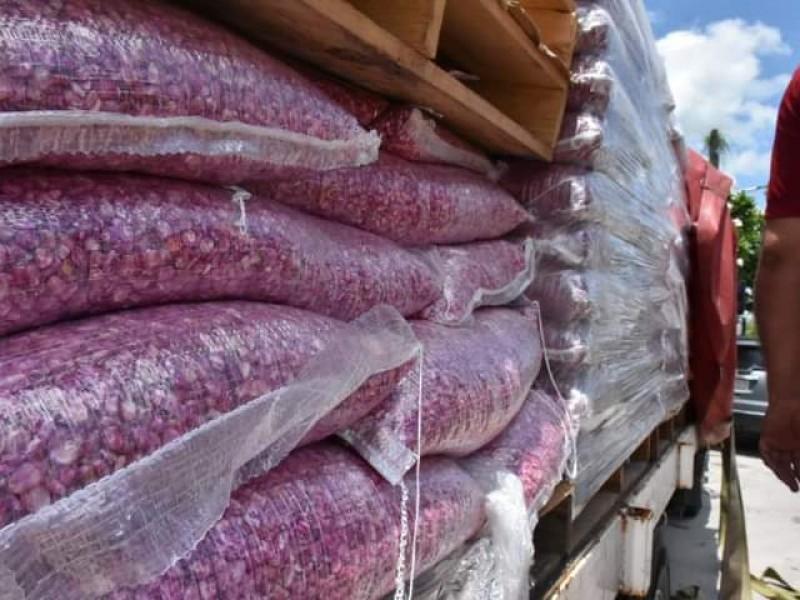 Apoyan con semilla a ganaderos de Choix
