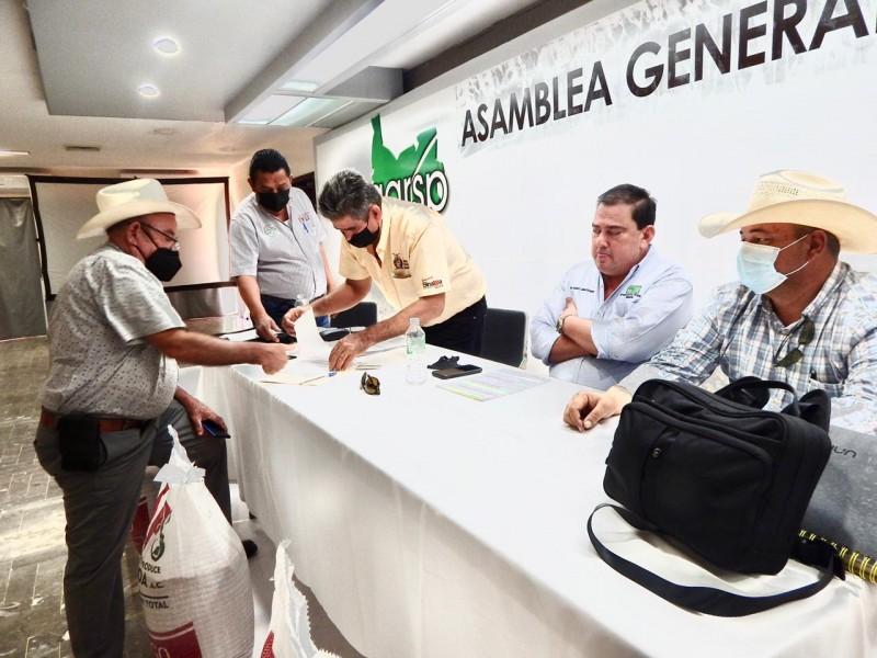 Apoyan con semilla a productores de temporal de Sinaloa municipio