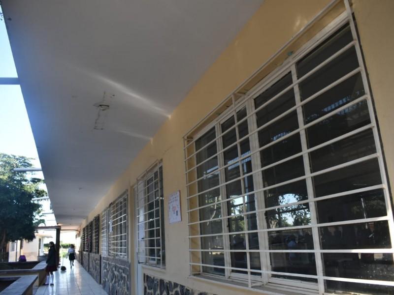 Apoyan  Damas Voluntarias a escuelas con rehabilitación