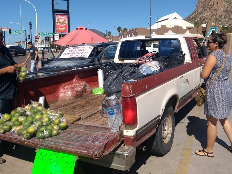 Apoyan guaymenses a damnificados de Sinaloa