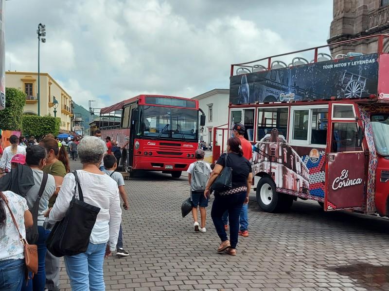 Apoyan nayaritas reactivación turística local, promueven destinos turísticos