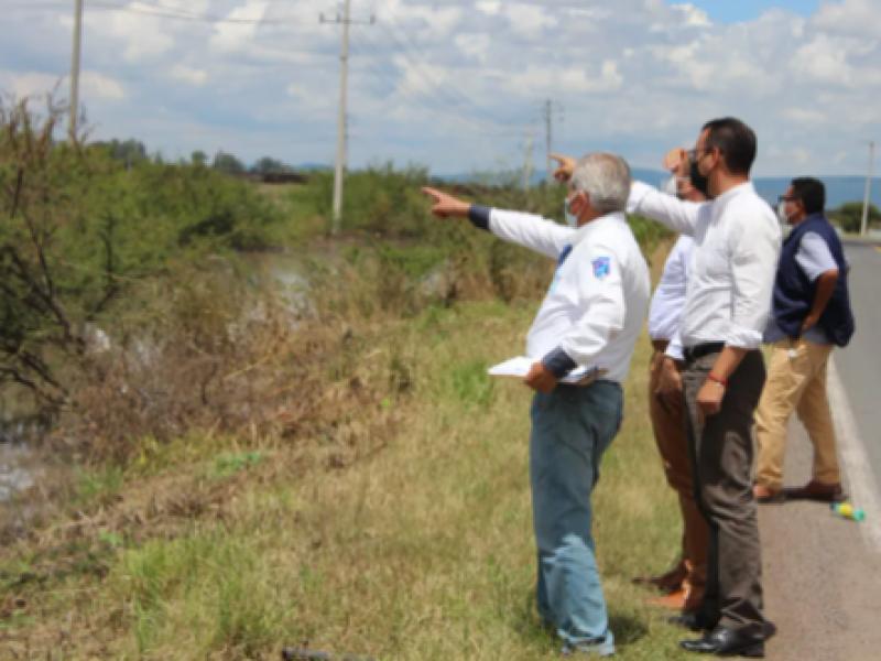 Apoyará SEG a escuelas afectadas por lluvias en Abasolo