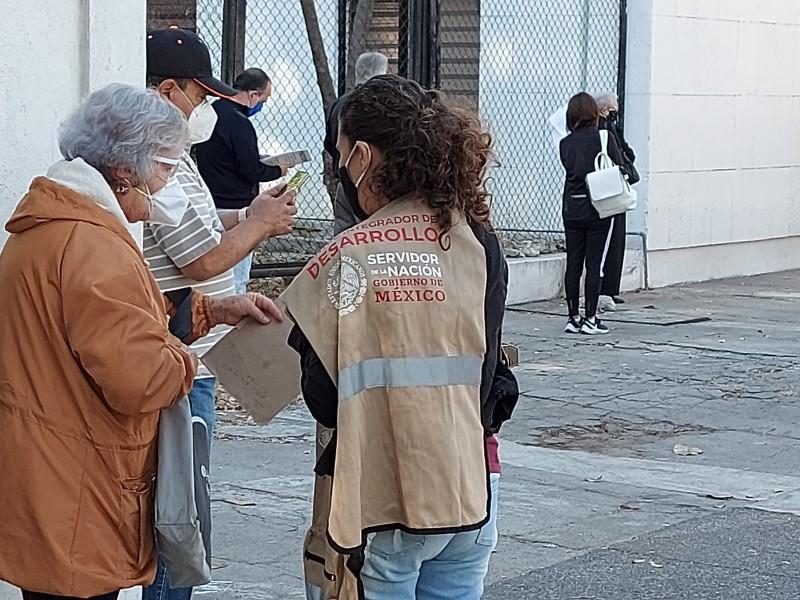Apoyarán 800 Servidores de la Nacion en vacunación Covid Jalisco