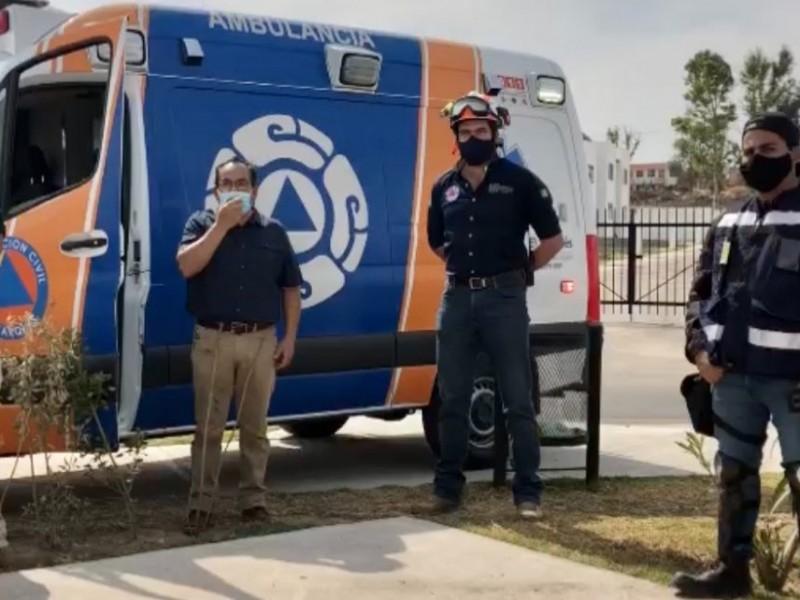 Apoyarán a familias afectadas por explosión en ''Los Encinos''