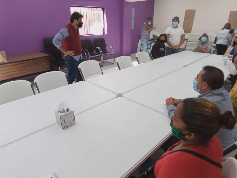 Apoyarán a familias migrantes varadas en Nogales