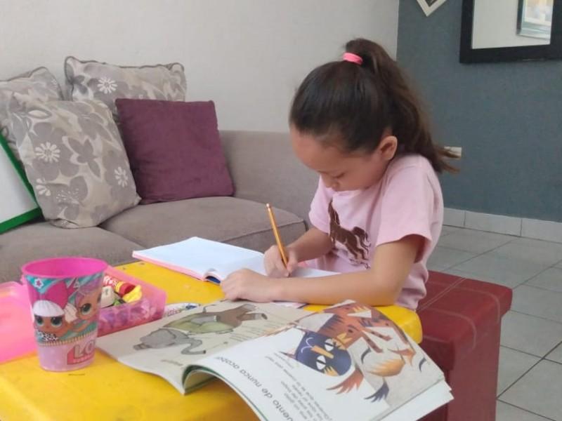 Apoyo de padres esencial para aprendizaje en casa