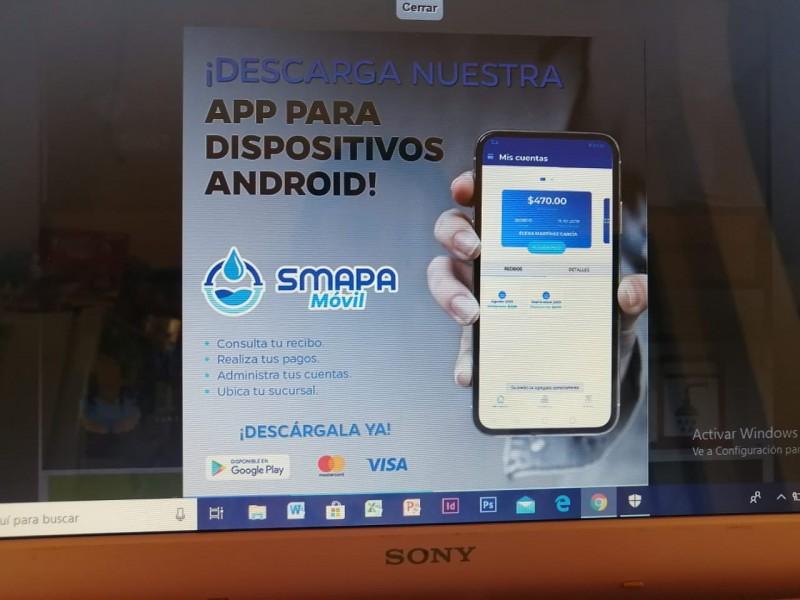 Apps la mejor herramienta para realizar pagos desde casa