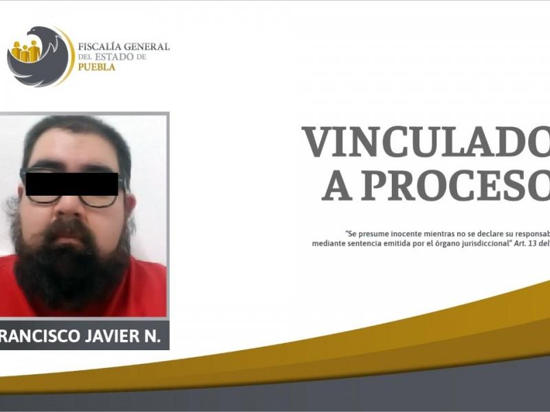 Aprehenden a hombre por almacenamiento de pornografía infantil en Puebla