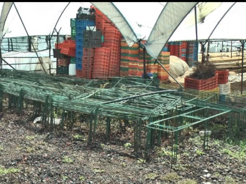 Apremiante frenar robo de infraestructura agrícola