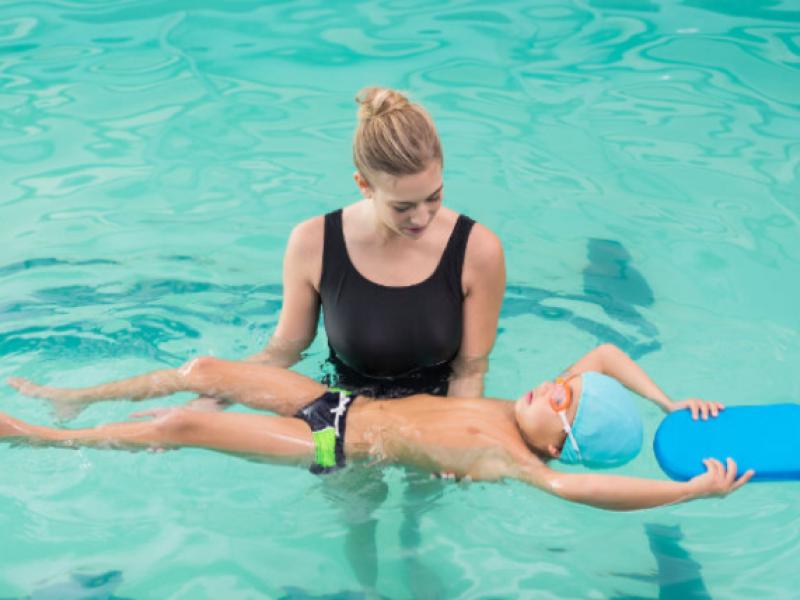 Aprender a nadar,