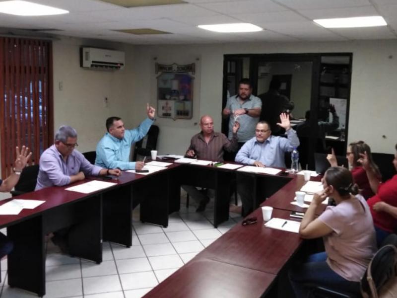 Aprueba Cabildo cambios en el gabinete municipal