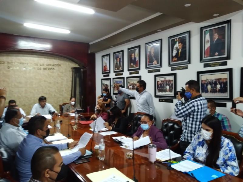 Aprueba cabildo consulta ciudadana para elegir delegados