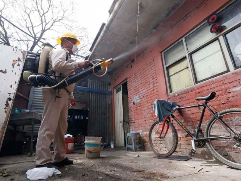 Aprueba Congreso combatir el dengue más intensamente