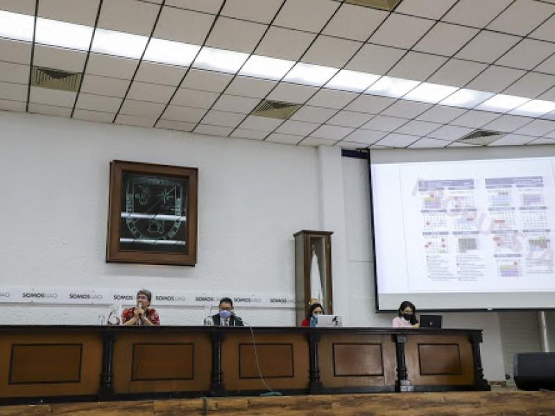 Aprueba Consejo Universitario reducciòn de asistencia por falta de conectividad