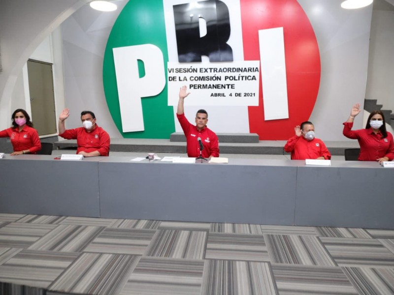 Aprueba PRI participación en elección de senador nayarita vacante