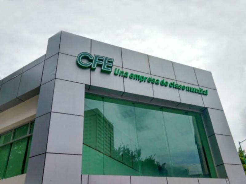 Aprueba Senado exhorto de no cortes por adeudos ante CFE