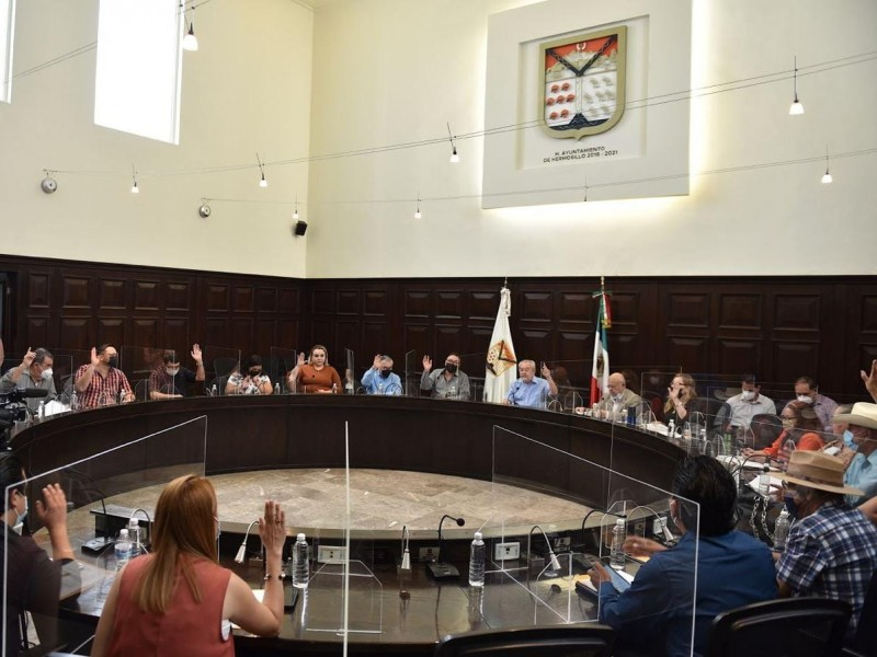 Aprueban Comisión Mixta Entrega-Recepción de Hermosillo