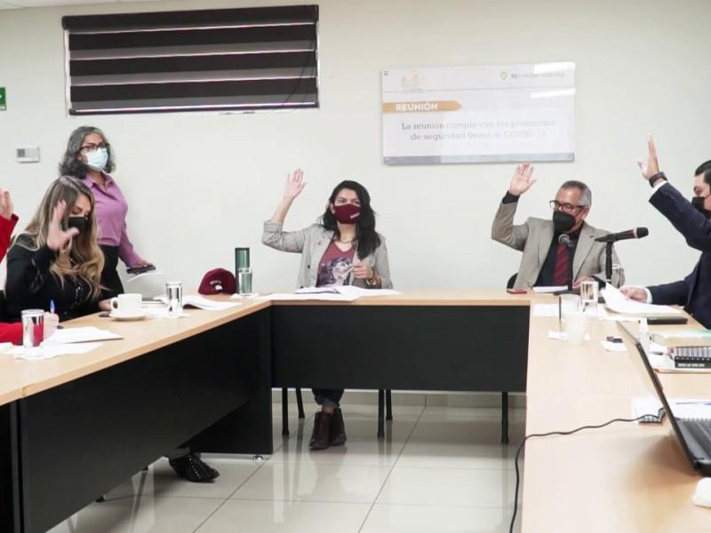 Aprueban comisiones creación de la Secretaría de la Mujer