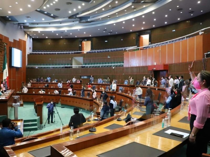 Aprueban comisiones legislativas en el Congreso de Guerrero