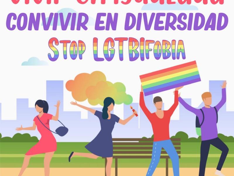 Aprueban Día Estatal de Lucha contra la Homofobia, Lesbofobia, Transfobia