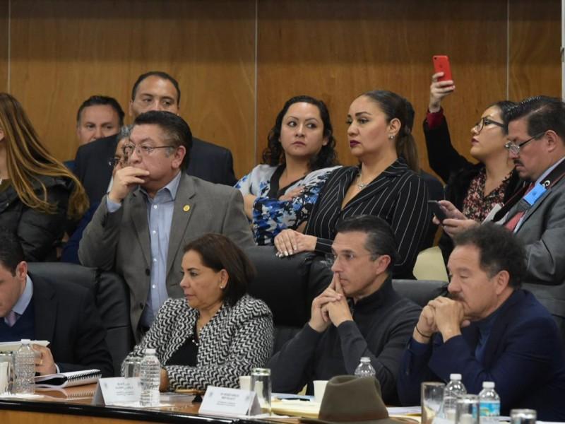 Aprueban diputados dictamen de Egresos; va al Pleno