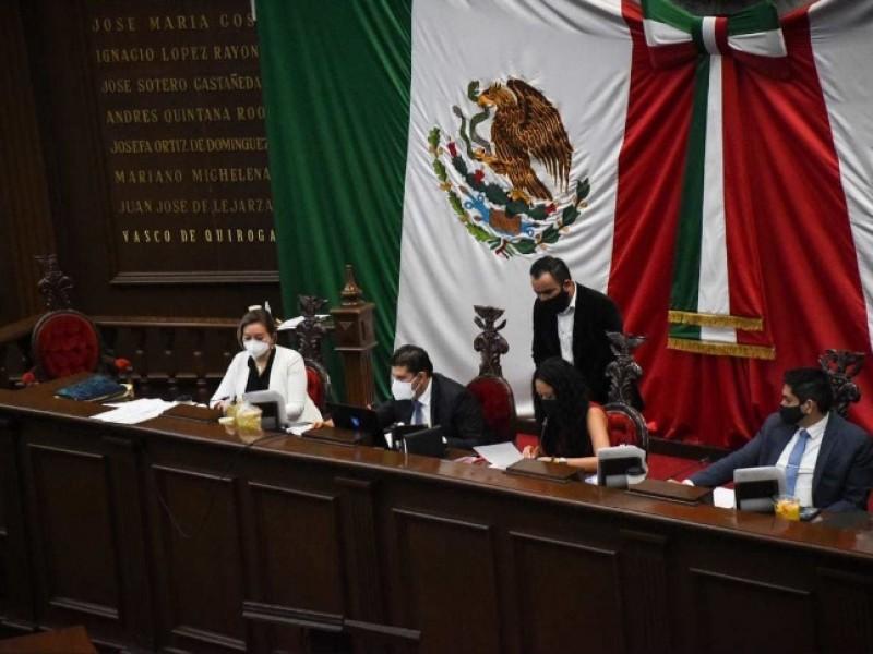 Aprueban diputados Quinto Informe del Gobierno del Estado