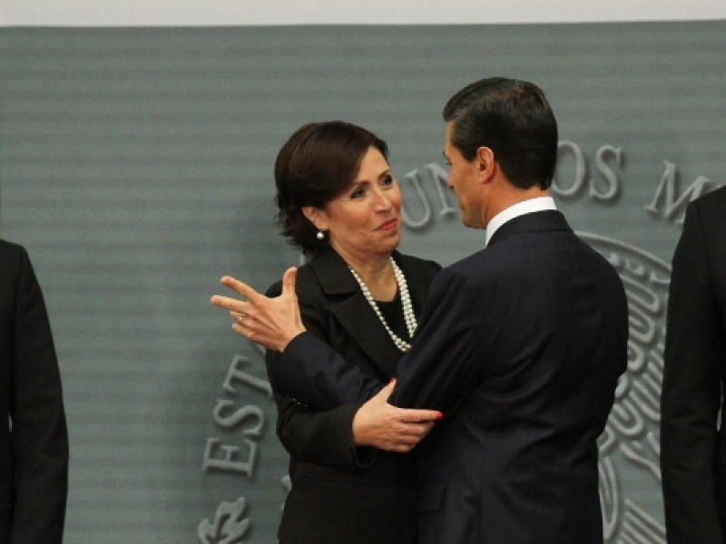 Aprueban en Diputados juicio político contra Rosario Robles