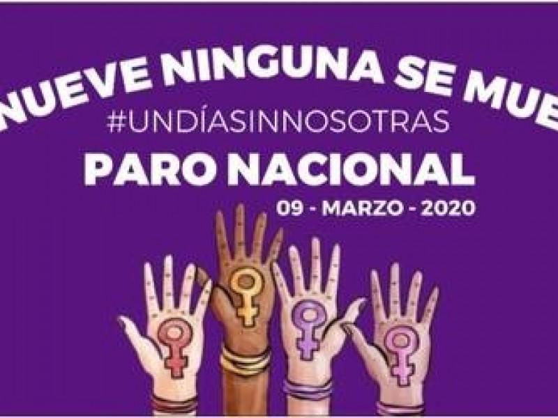 Aprueban feministas guaymenses radicalizaciòn de marchas