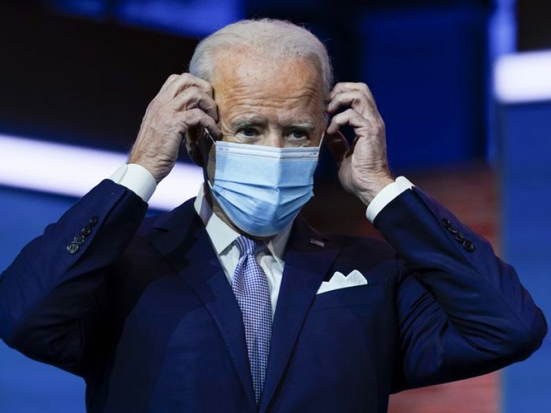 Aprueban plan Biden Vs pandemia