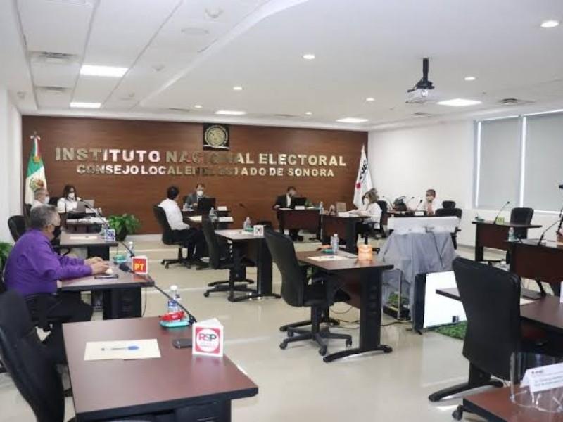 Aprueban registro de candidaturas a Diputación Federal del Distrito 06