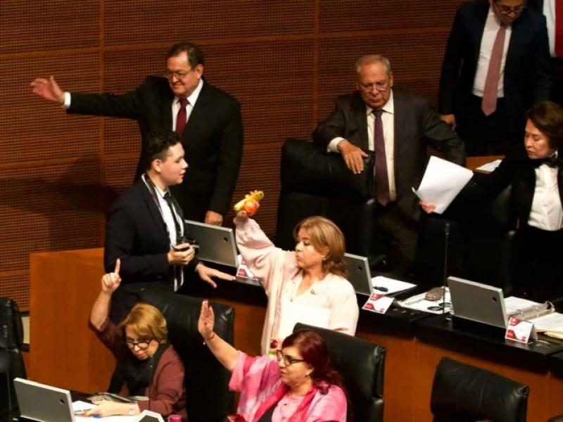 Aprueban senadores prohibición de condonación de impuestos