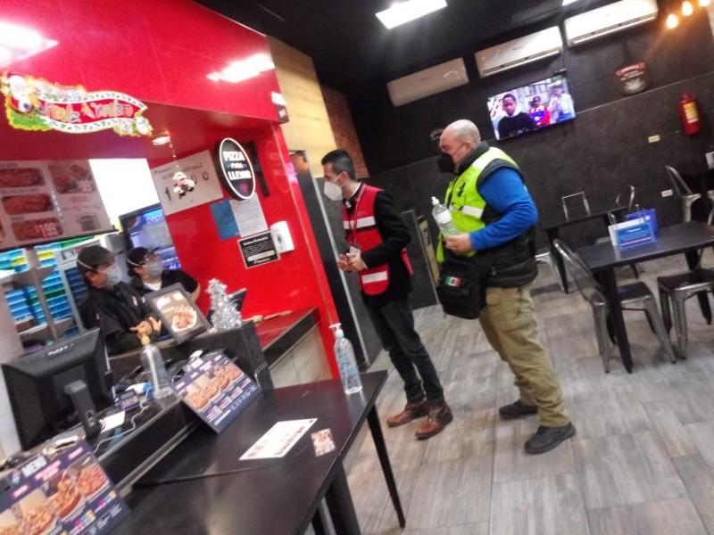 Aprueban venta de comida hasta las 10:00 de la noche