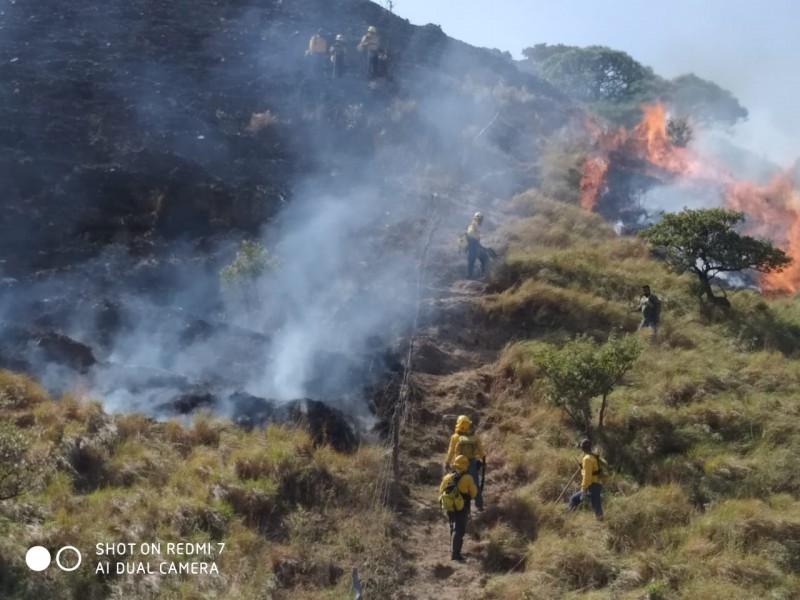 Áreas Naturales Protegidas, afectadas por incendios