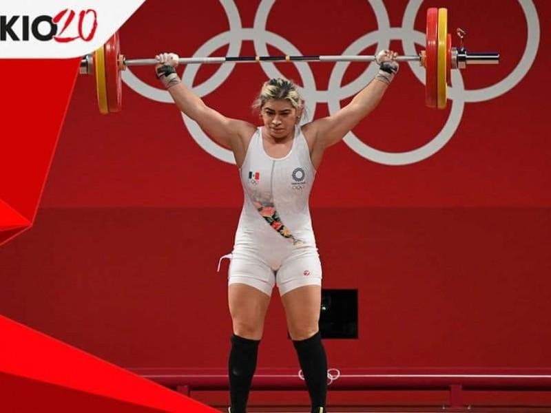 Aremi Fuentes gana el bronce en Tokio 2020