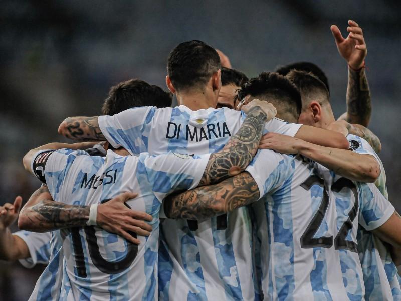 Argentina consigue su primer campeonato en la era Messi.