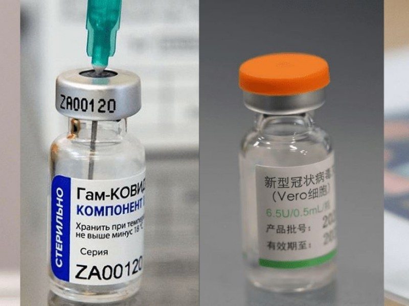 Argentina inicia estudio sobre combinación de vacunas contra el Covid-19