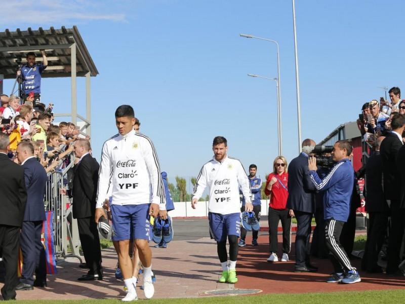 Argentina pone sus esperanzas en Messi