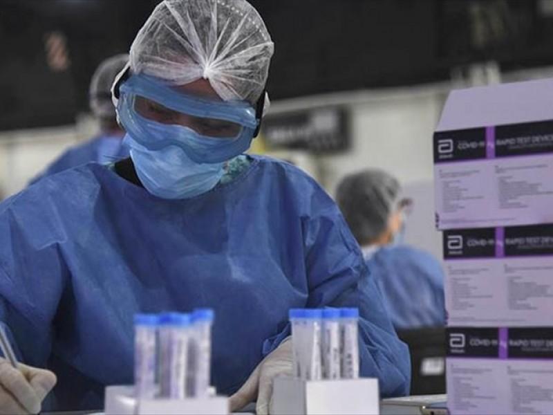 Argentina registra nuevo récord de casos y muertes Covid-19
